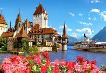 Du lịch Thụy Sĩ tự túc